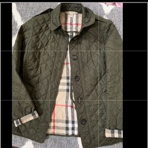 Women Burberry jacket